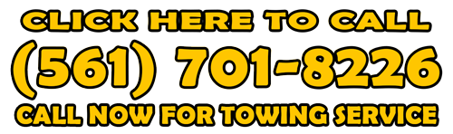 Towing West Palm Beach Tow Truck - A Towing Company